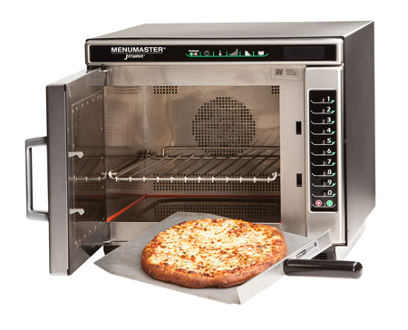 The newly redesigned Jetwave™ Oven